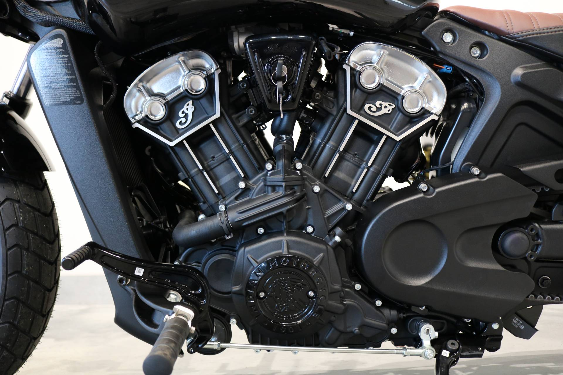 2021 Indian Scout® Bobber ABS in Saint Paul, Minnesota - Photo 4