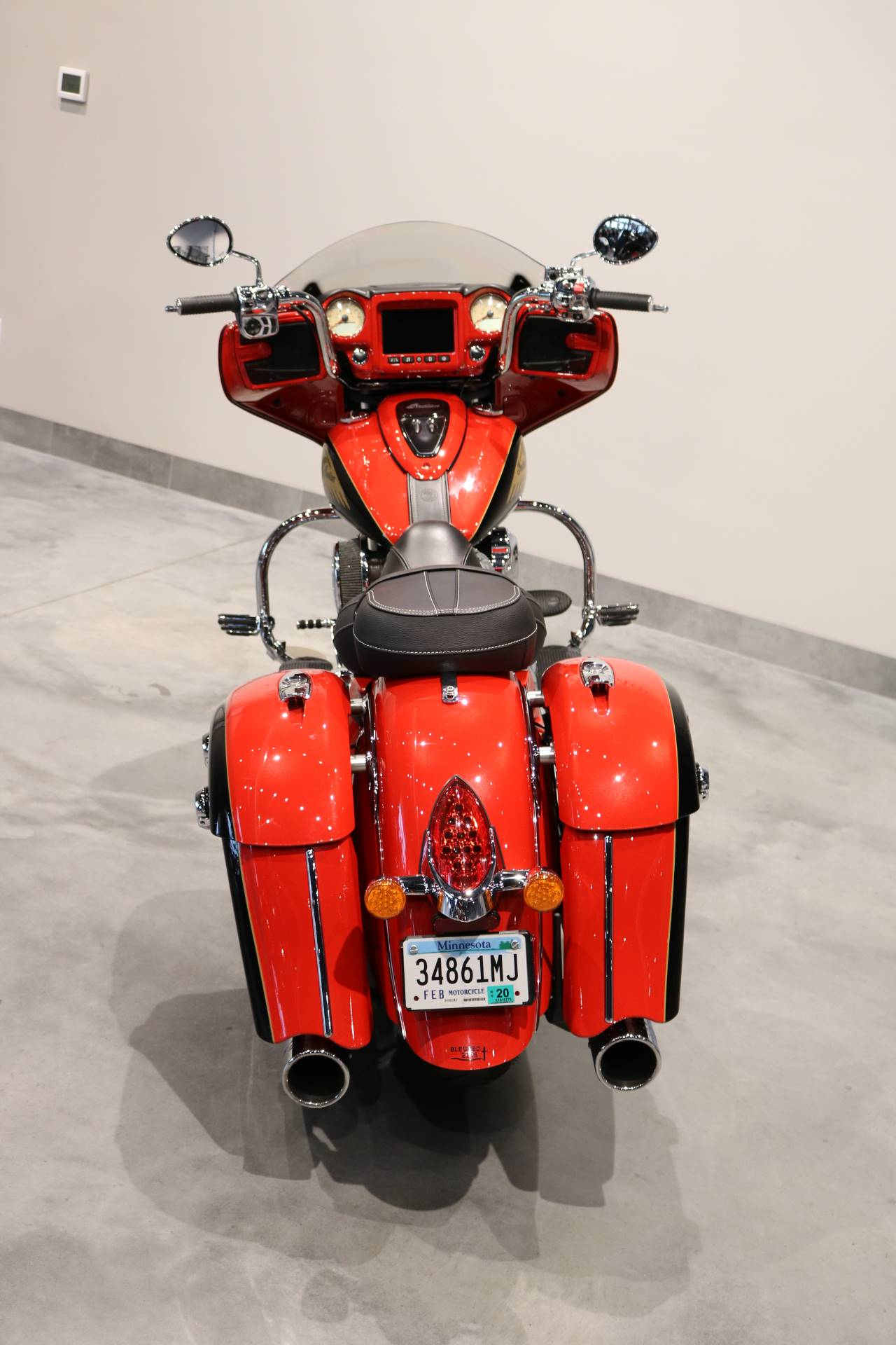 2017 Indian Chieftain® Limited in Saint Paul, Minnesota - Photo 17