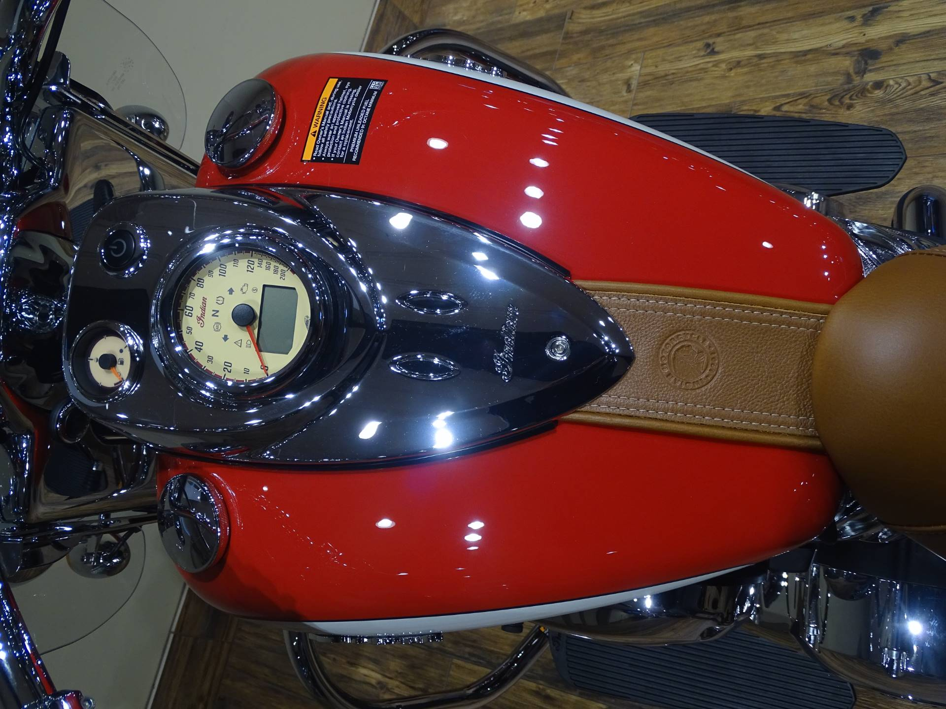 2019 Indian Chief® Vintage Icon Series in Saint Paul, Minnesota