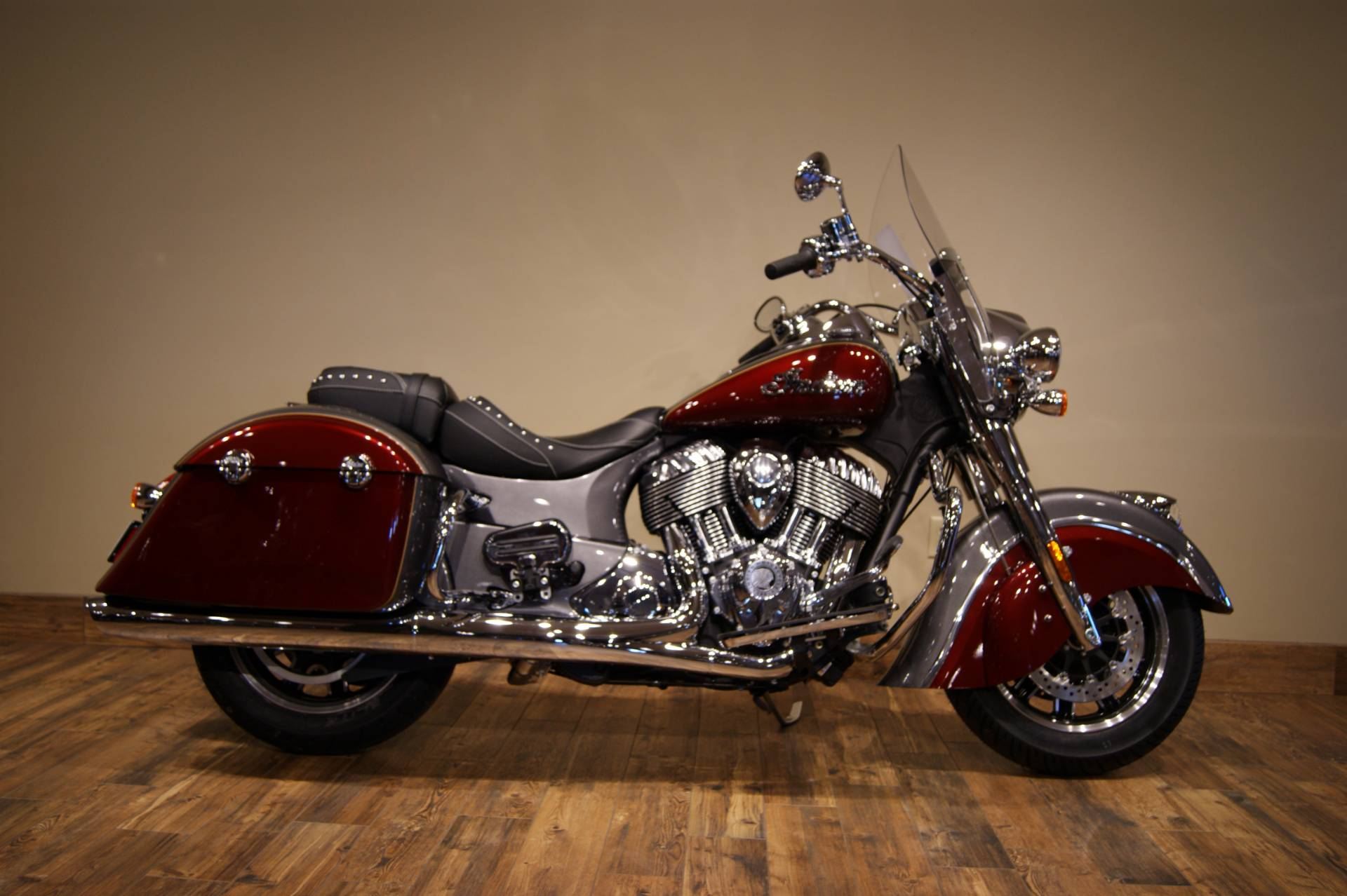 2019 Indian Springfield® ABS in Saint Paul, Minnesota - Photo 1