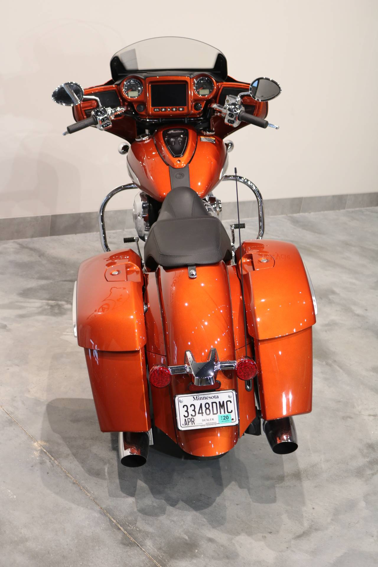 2019 Indian Chieftain® Limited Icon Series in Saint Paul, Minnesota - Photo 12