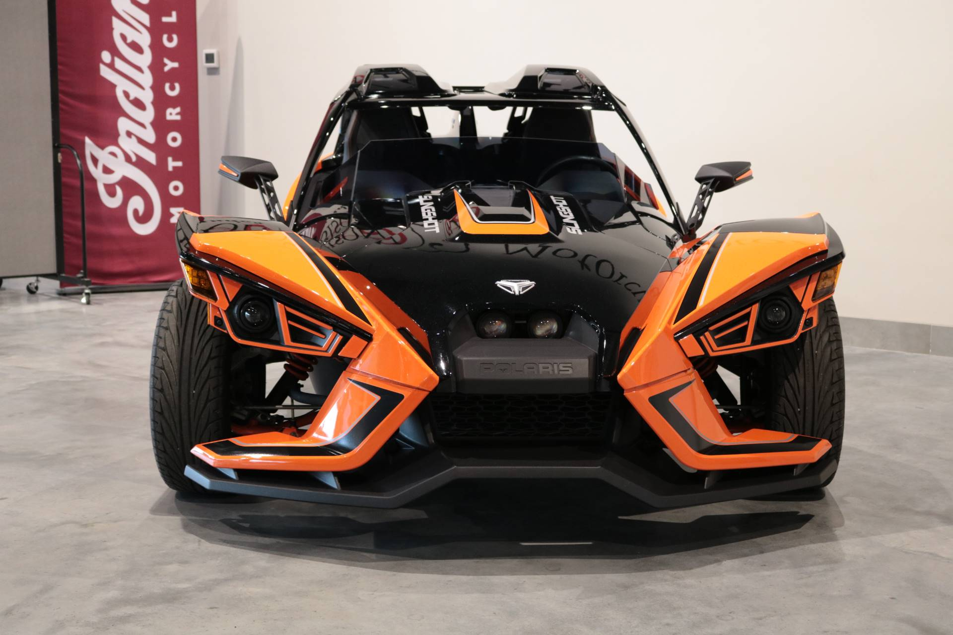 2017 Polaris Slingshot SLR in Saint Paul, Minnesota - Photo 6