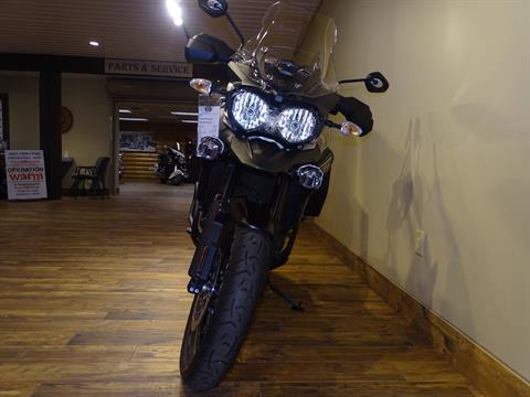 2017 Triumph Tiger Explorer XCA in Saint Michael, Minnesota