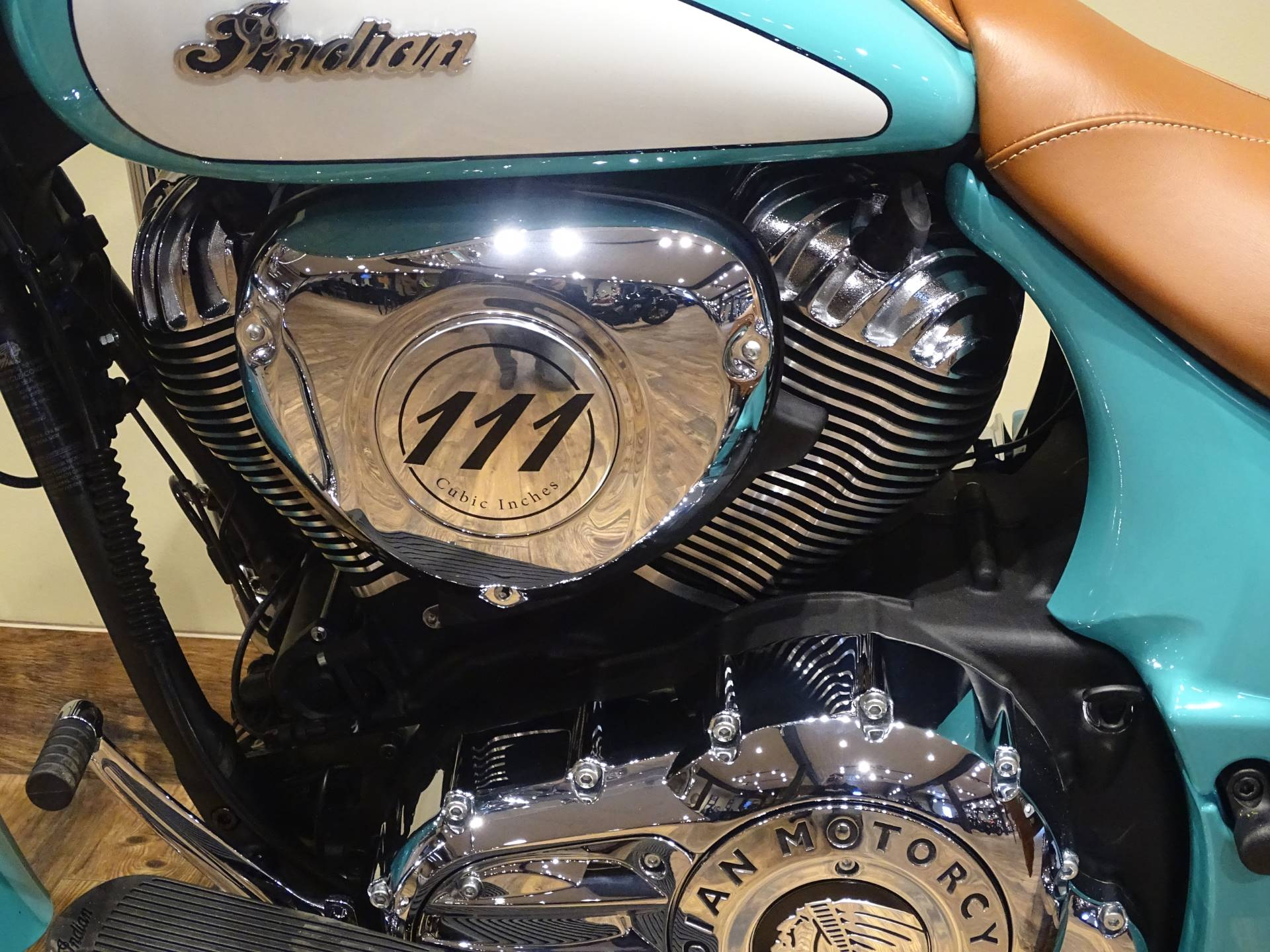 2019 Indian Chief® Vintage Icon Series in Saint Michael, Minnesota - Photo 4