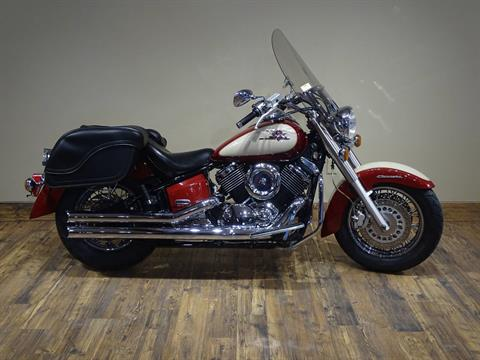 2001 Yamaha V Star 1100 Classic in Saint Michael, Minnesota