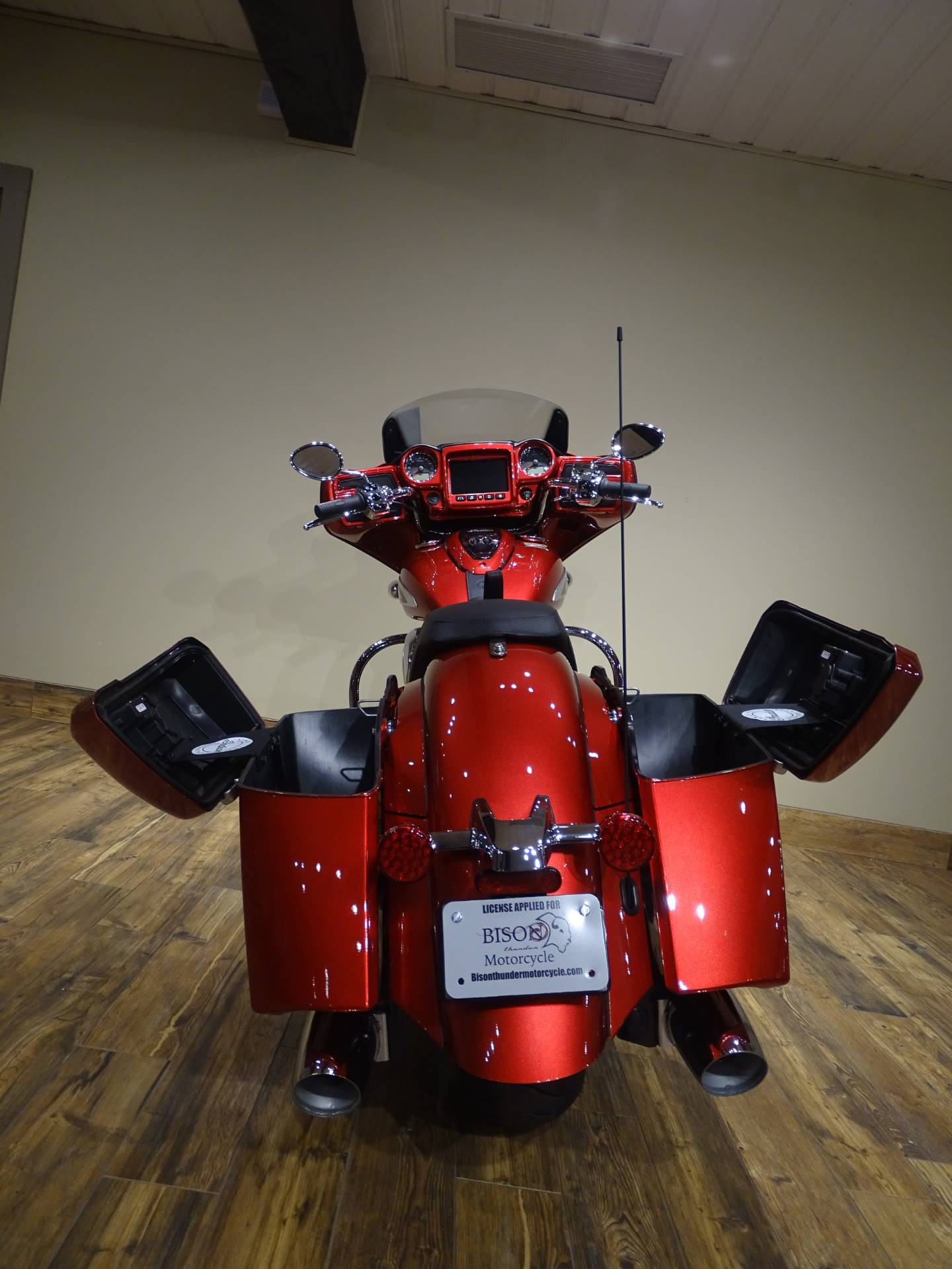 2019 Indian Chieftain® Limited ABS in Saint Michael, Minnesota - Photo 12