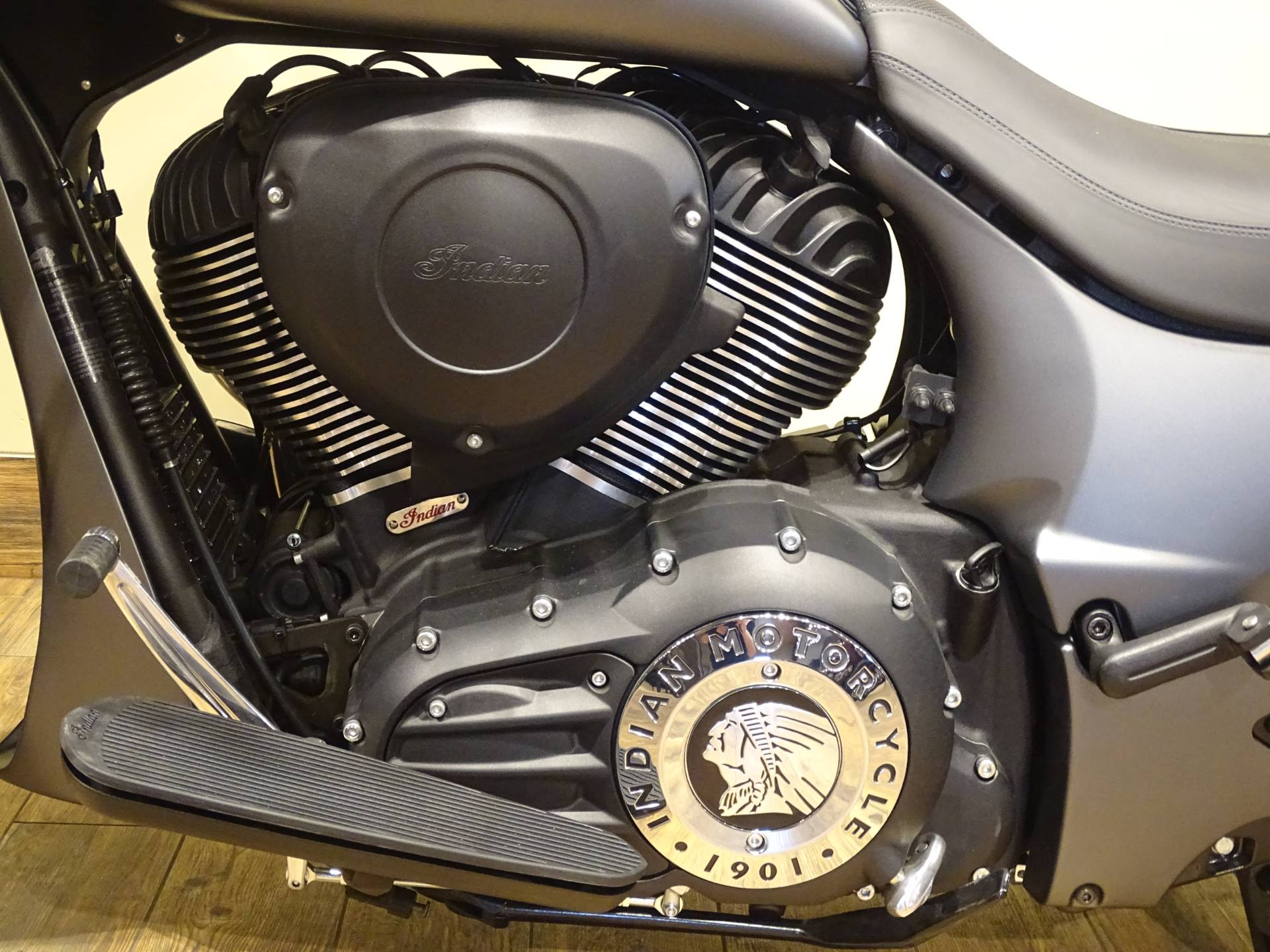 2019 Indian Chieftain® ABS in Saint Michael, Minnesota - Photo 4