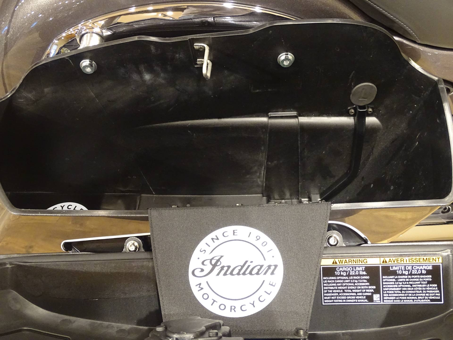 2019 Indian Chieftain® ABS in Saint Michael, Minnesota