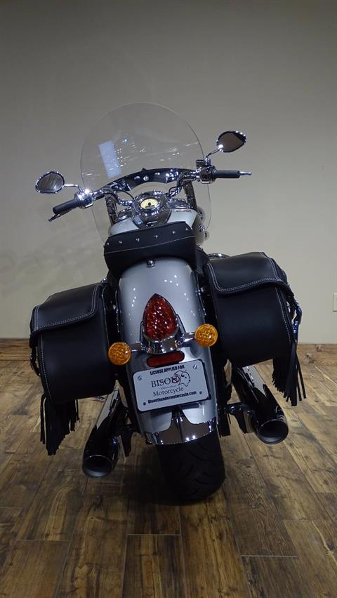 2018 Indian Chief® Vintage ABS in Saint Michael, Minnesota