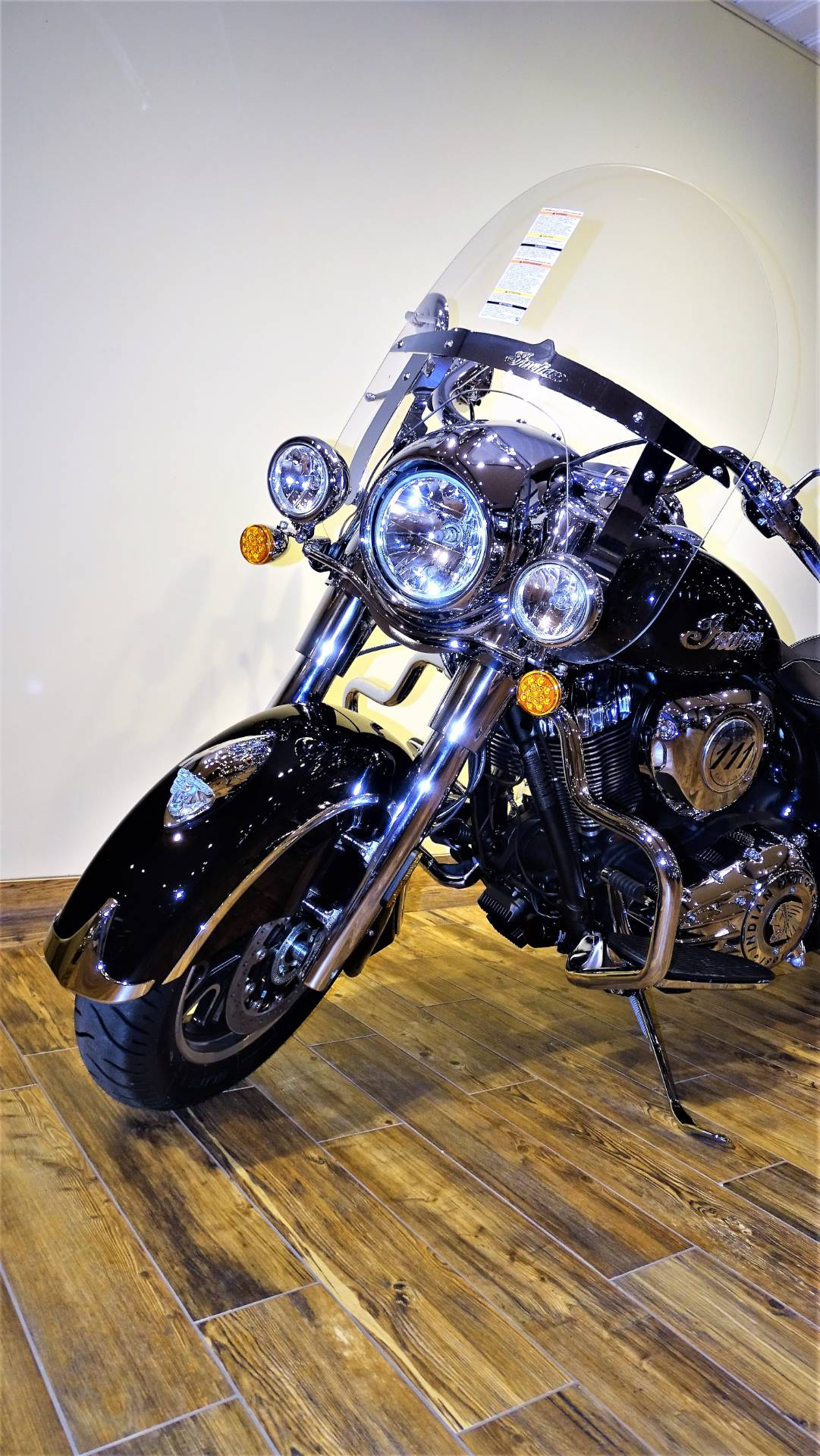 2016 Indian Springfield™ in Saint Michael, Minnesota
