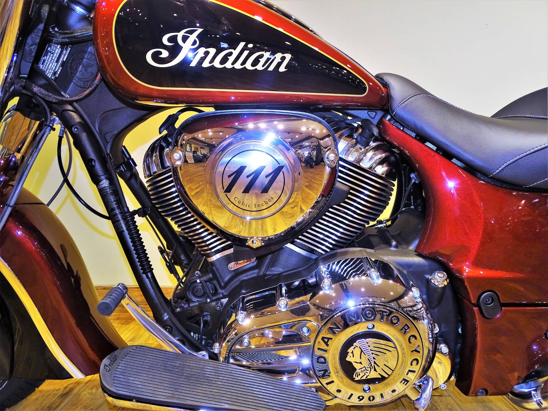 2017 Indian Chief® Classic in Saint Michael, Minnesota