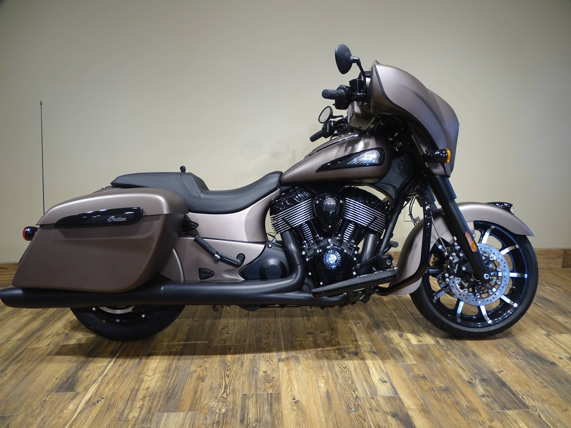 2019 Indian Chieftain Dark Horse® ABS in Saint Michael, Minnesota - Photo 1