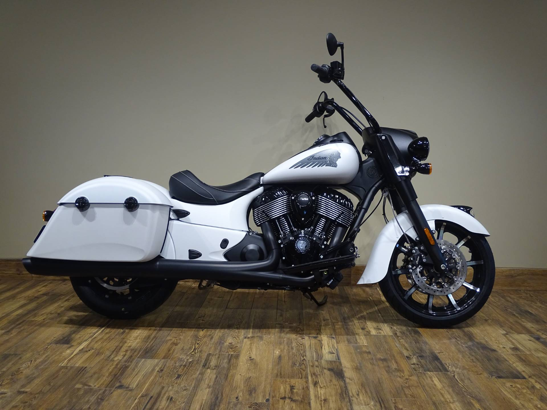 2019 Indian Springfield® Dark Horse® ABS in Saint Michael, Minnesota - Photo 1