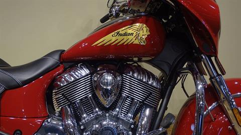 2018 Indian Chieftain® Classic in Saint Michael, Minnesota