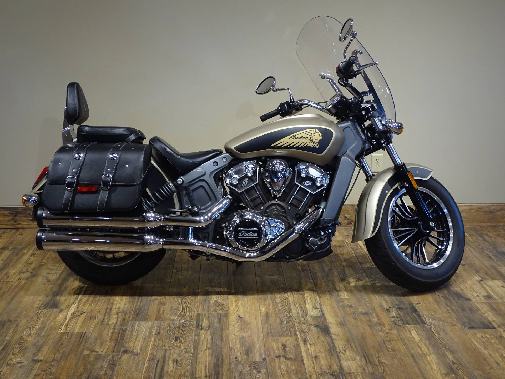2018 Indian Scout® ABS Icon Series in Saint Michael, Minnesota - Photo 1