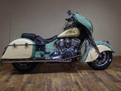 2019 Indian Chieftain® Classic Icon Series in Saint Michael, Minnesota - Photo 1