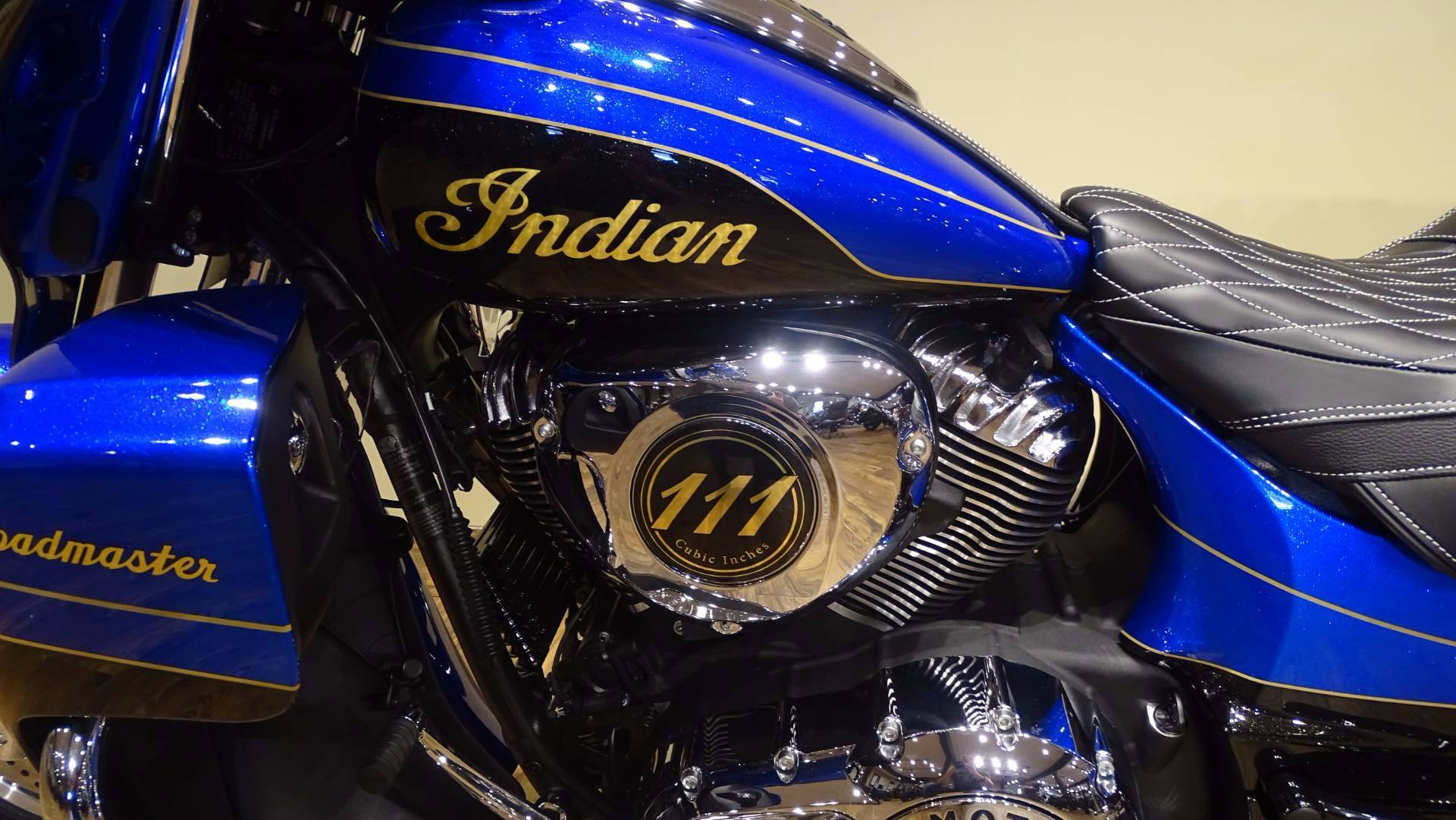2018 Indian Roadmaster® Elite in Saint Michael, Minnesota