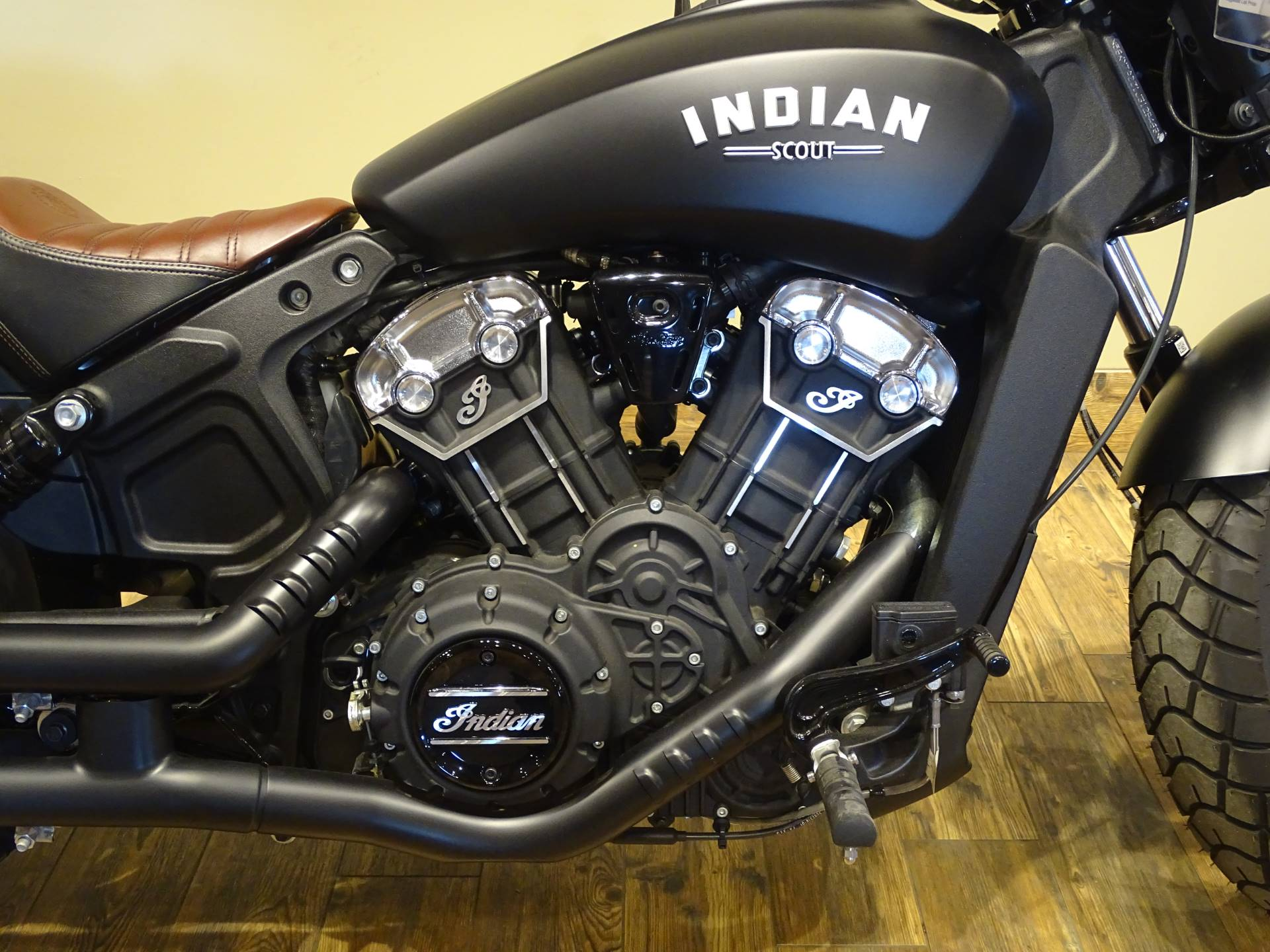 2018 Indian Scout Bobber ABS 3