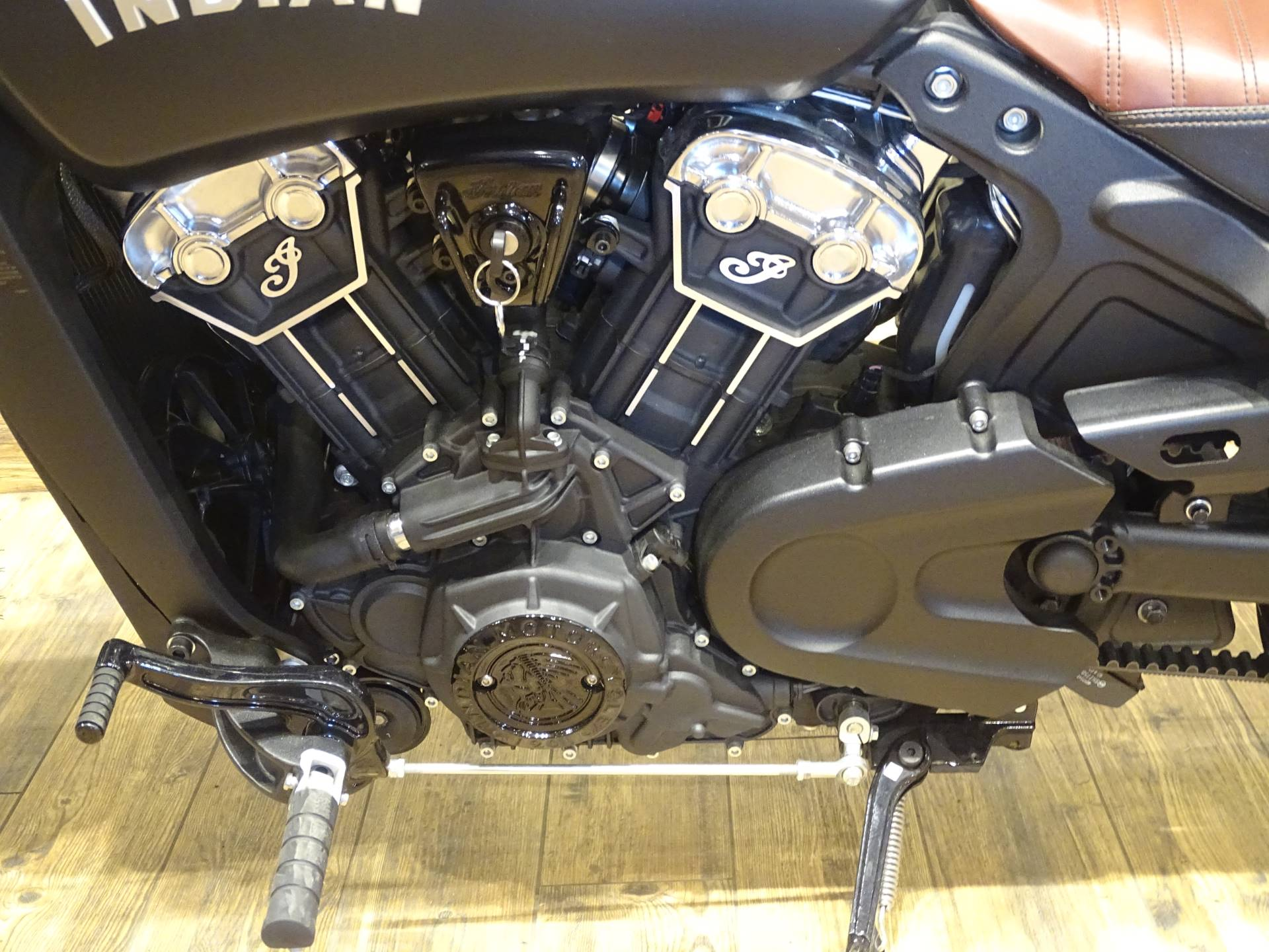 2018 Indian Scout Bobber ABS 4