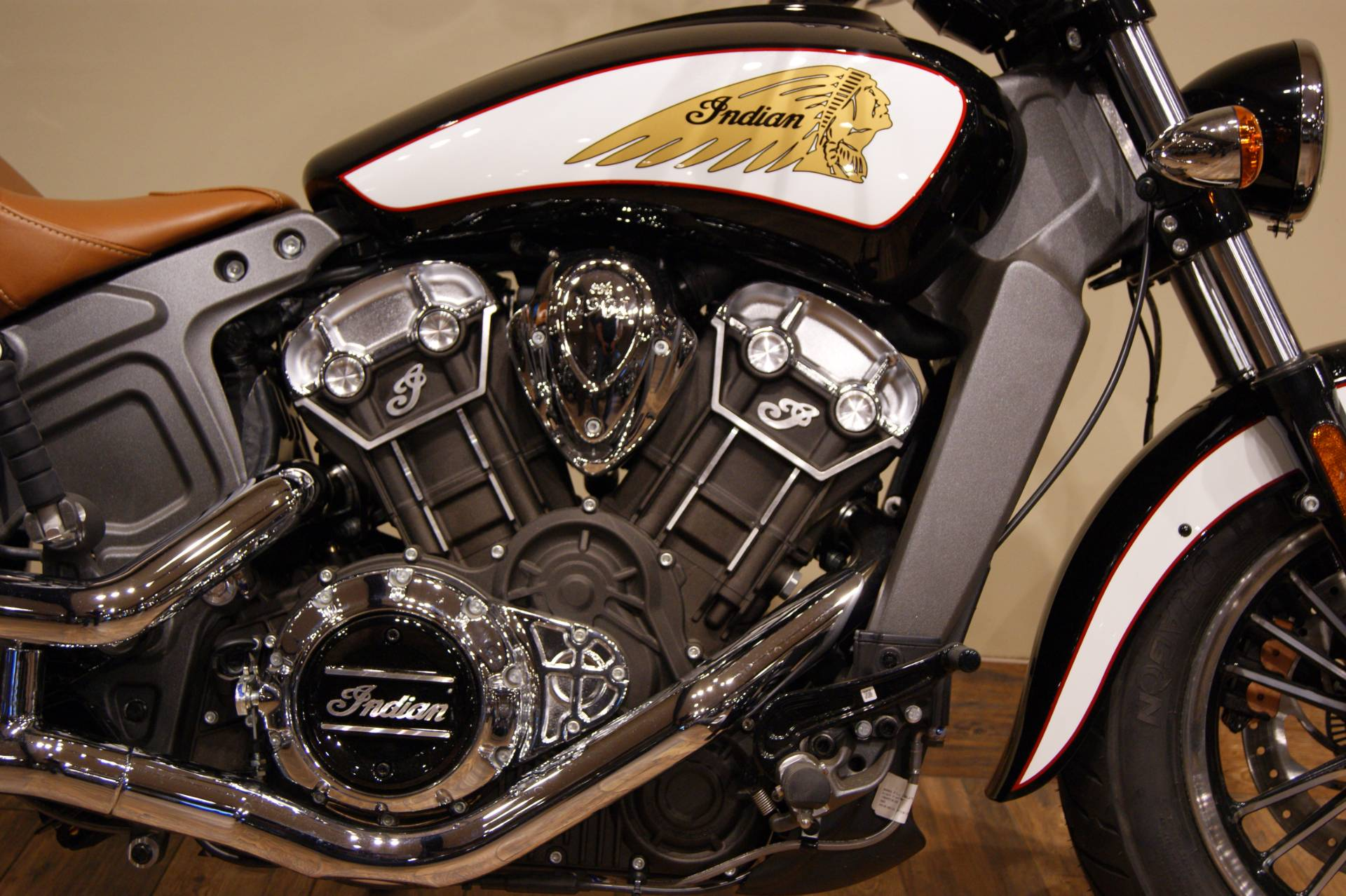 2018 Indian Scout® ABS Icon Series in Saint Michael, Minnesota