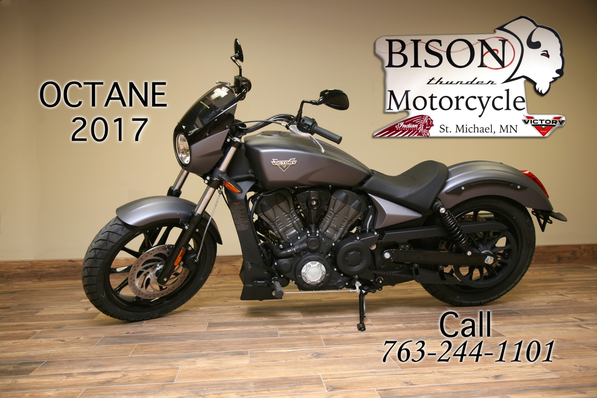 2017 Victory Octane in Saint Michael, Minnesota