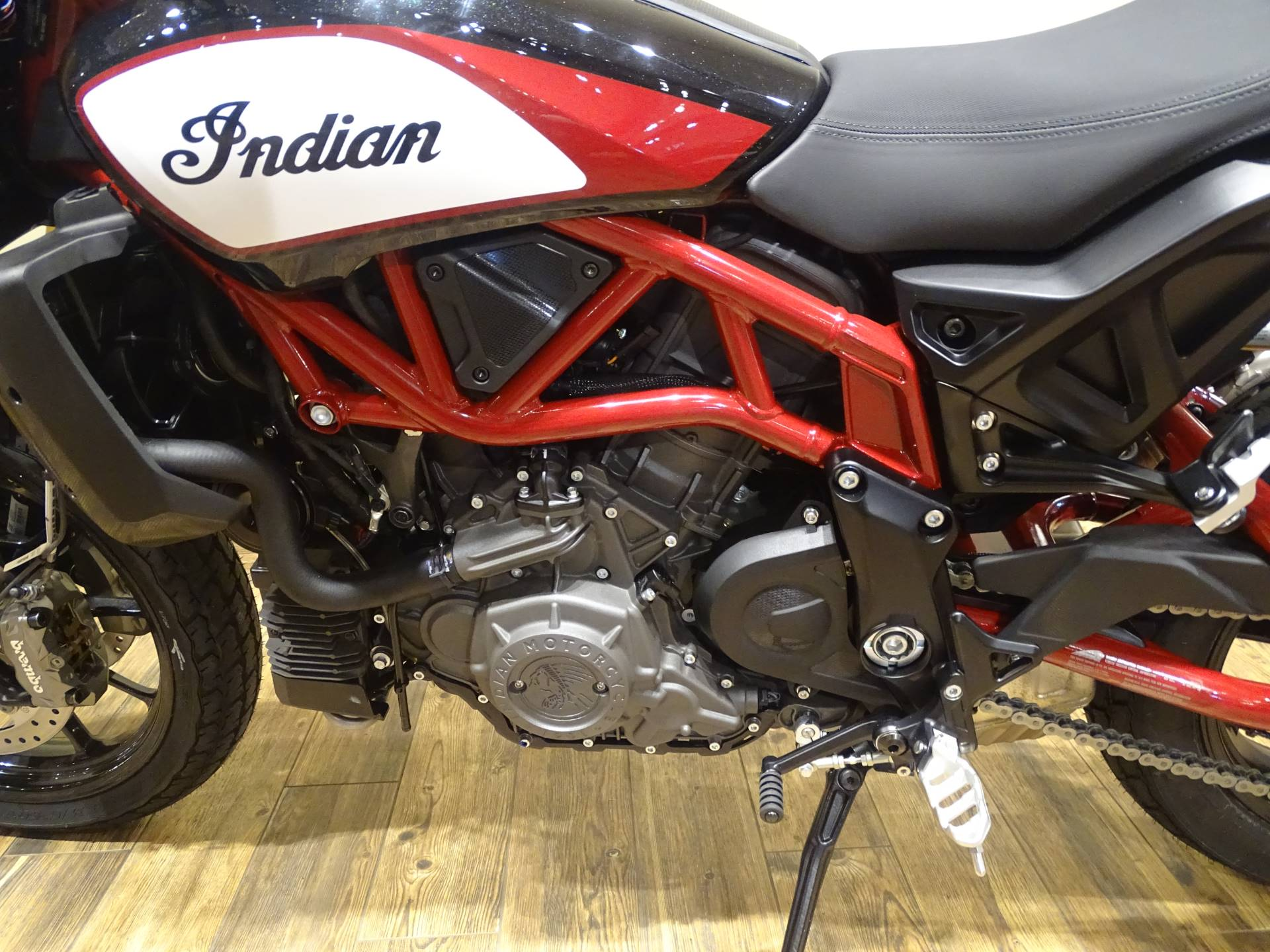 2019 Indian FTR™ 1200 S in Saint Michael, Minnesota - Photo 4