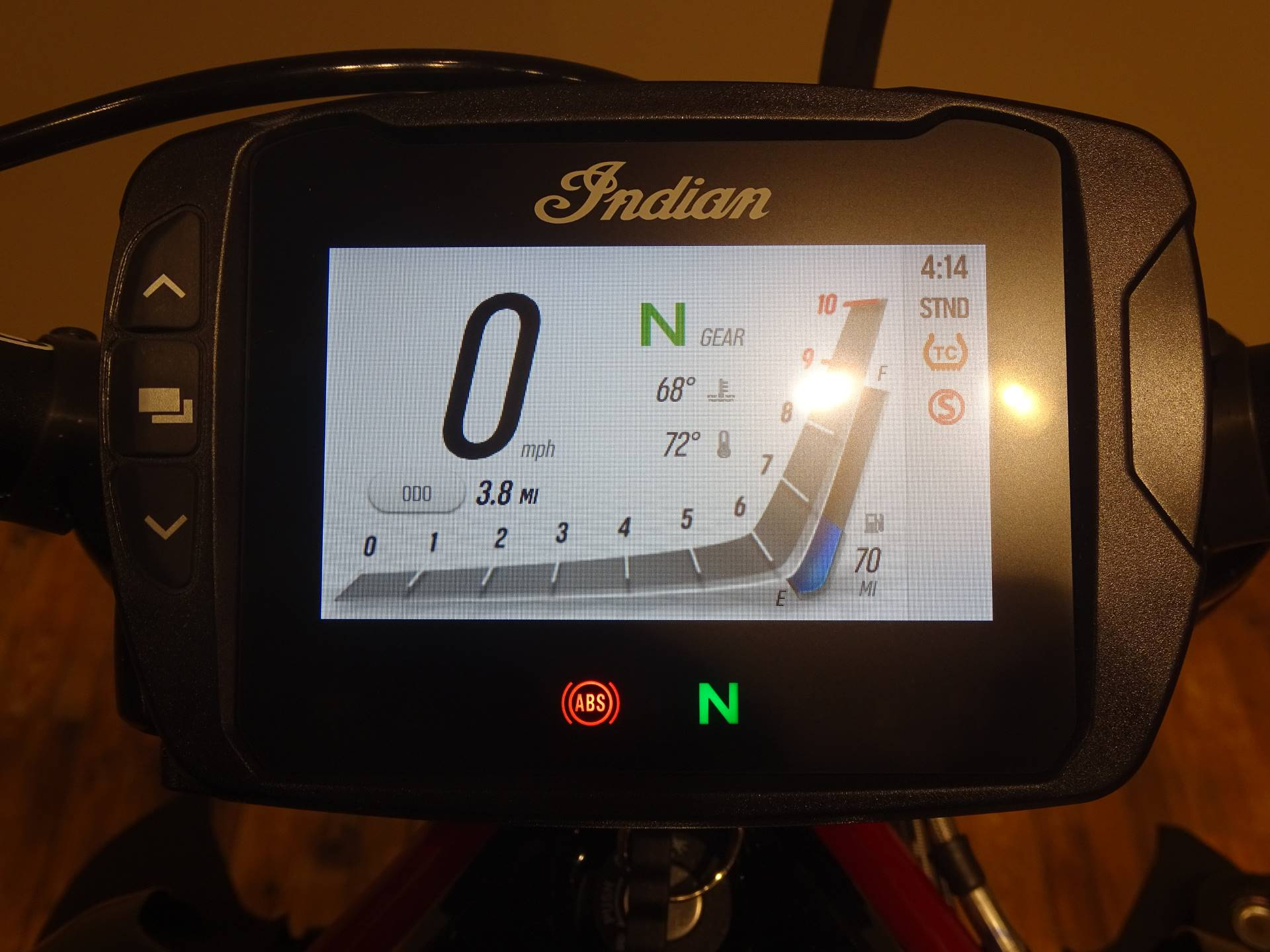 2019 Indian FTR™ 1200 S in Saint Michael, Minnesota - Photo 9