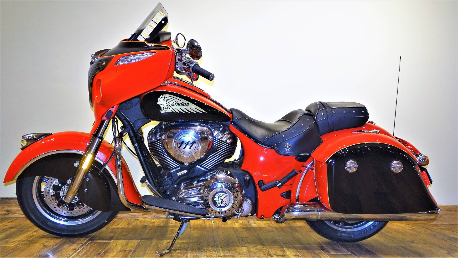 2017 Indian Chieftain 2