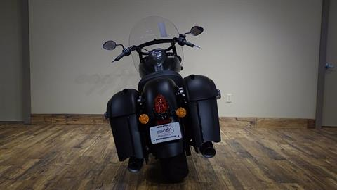 2018 Indian Springfield™ Dark Horse in Saint Michael, Minnesota