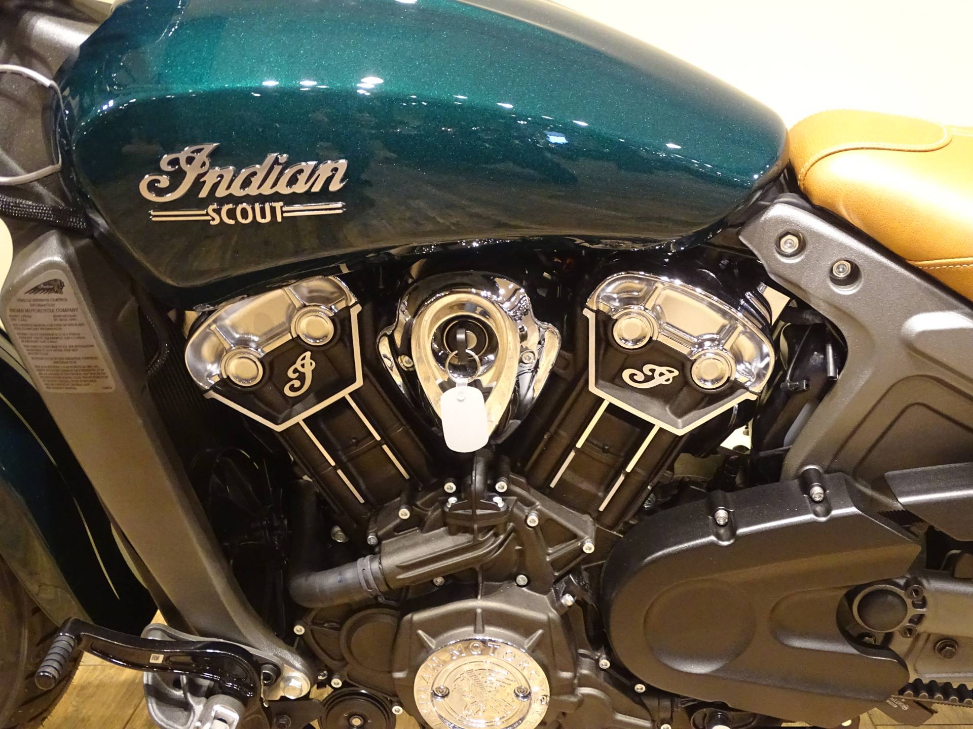 2019 Indian Scout® ABS in Saint Michael, Minnesota - Photo 4
