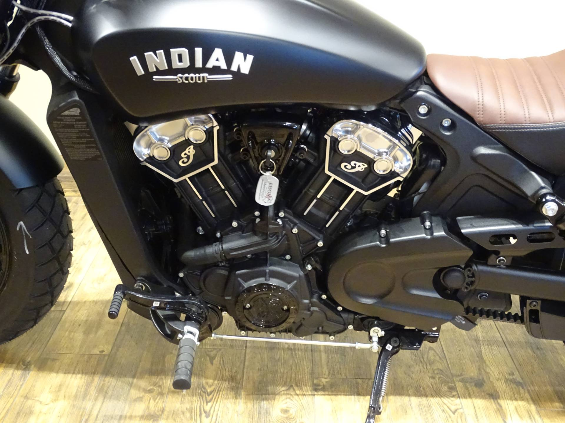 New 2019 Indian Scout® Bobber ABS Motorcycles in Saint