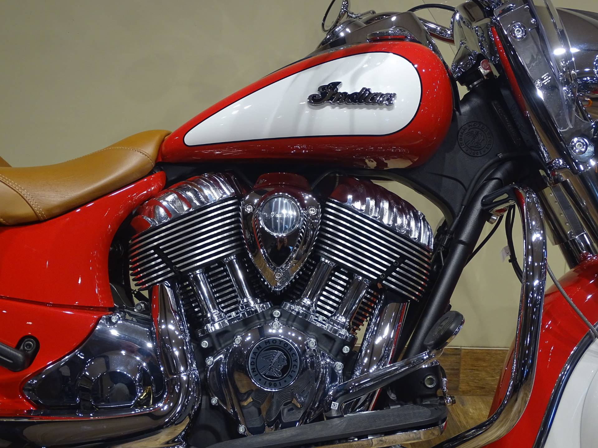 2019 Indian Chief® Vintage Icon Series in Saint Michael, Minnesota