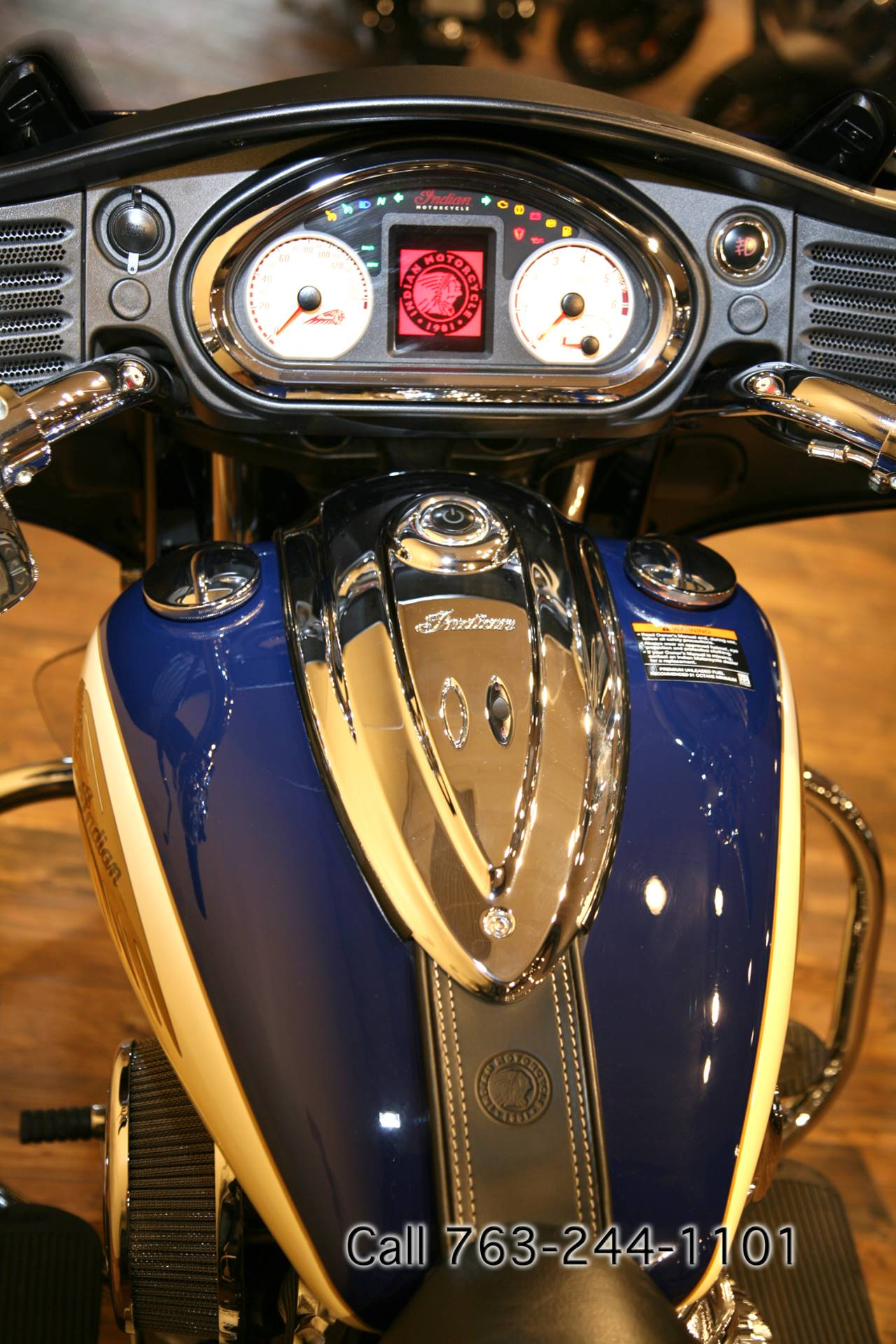 2015 Indian Chieftain® in Saint Michael, Minnesota
