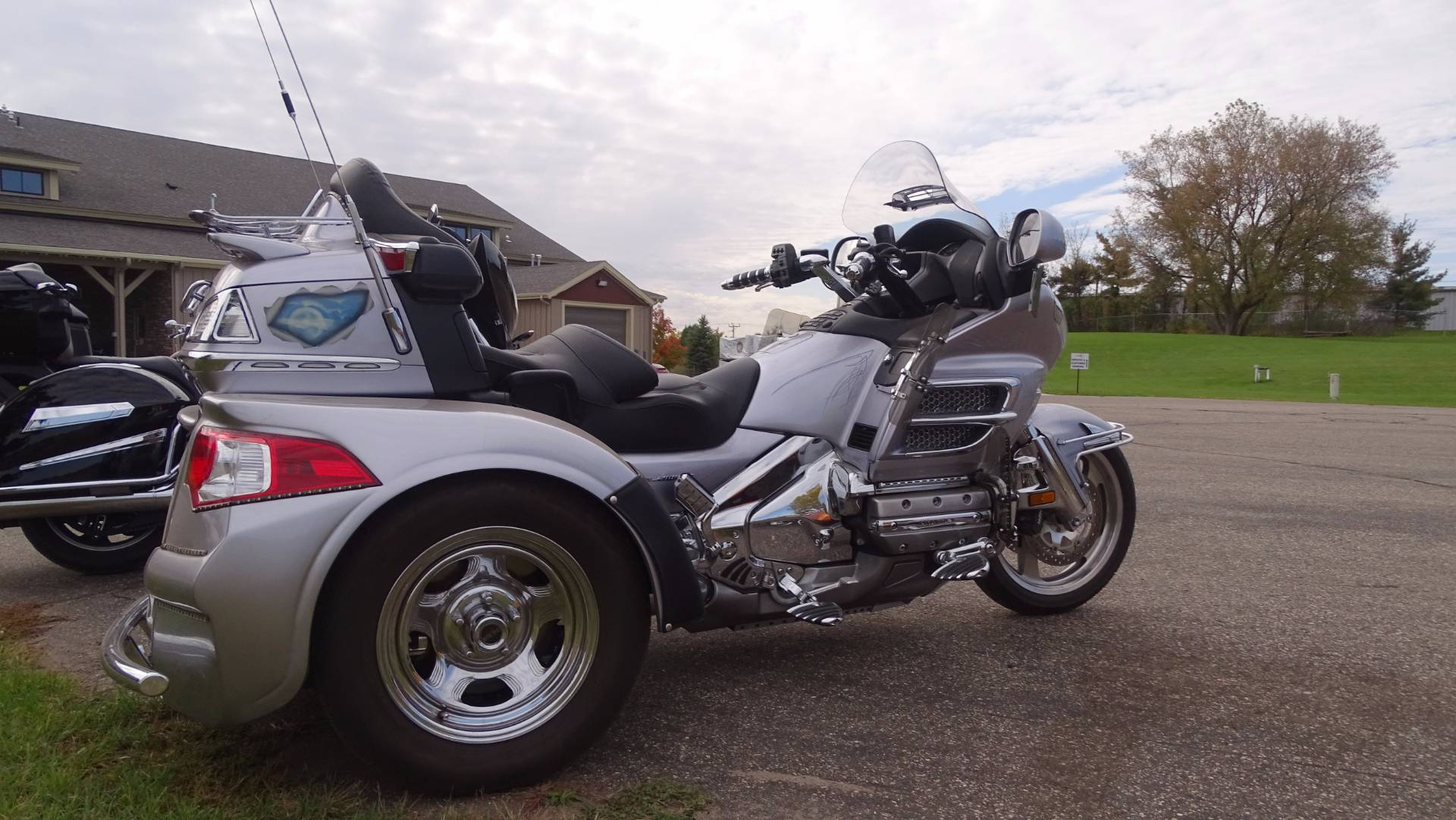 2009 Motor Trike GL 1800 2+2 in Saint Michael, Minnesota