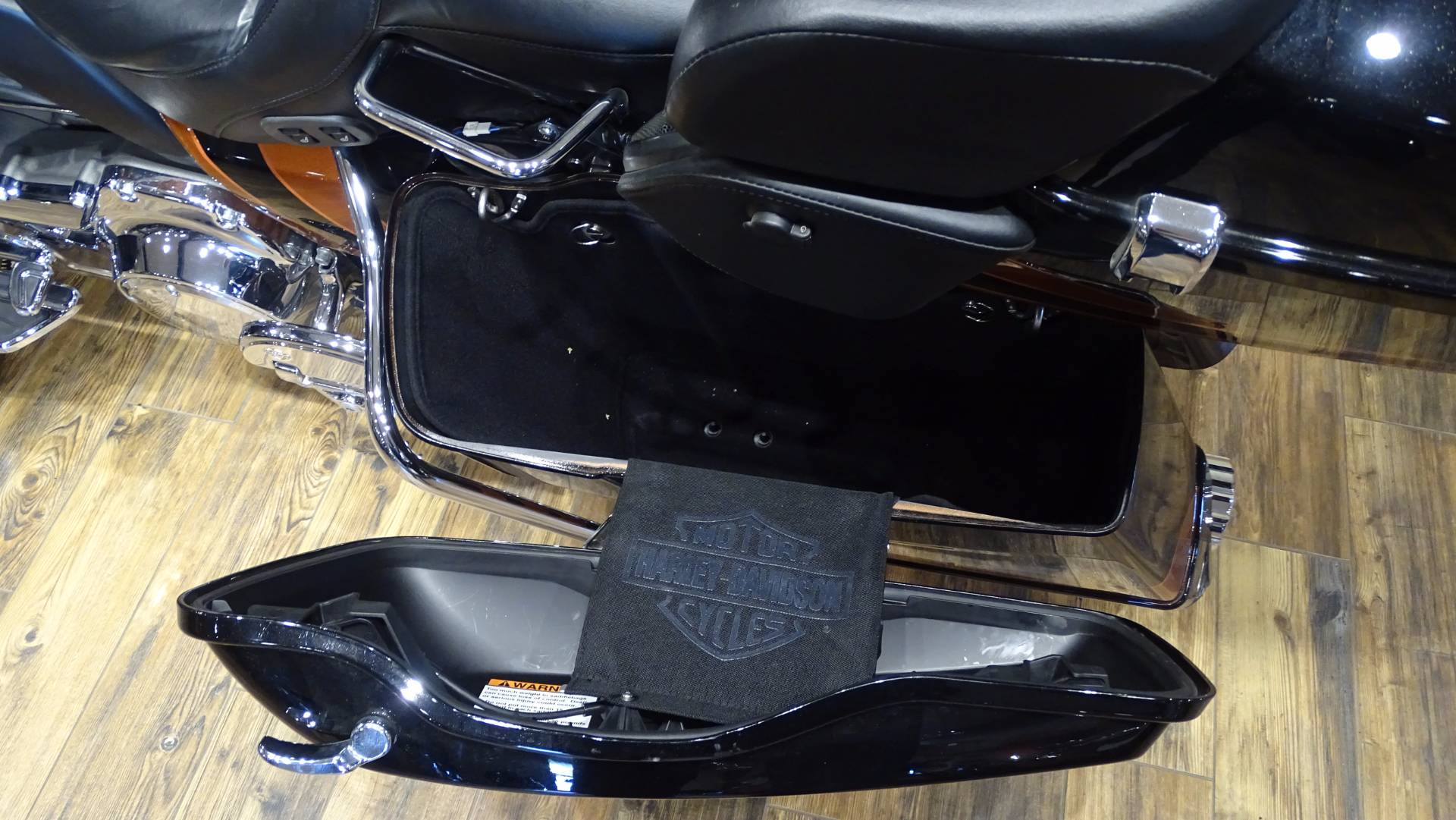 2015 Harley-Davidson road glide ultra limited cvo in Saint Michael, Minnesota