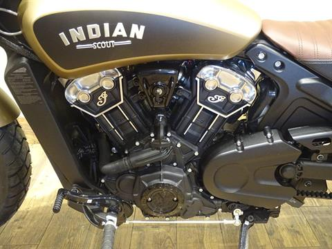 2019 Indian Scout® Bobber ABS Icon Series in Saint Michael, Minnesota - Photo 4