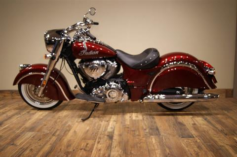 2018 Indian Chief® Classic ABS in Saint Michael, Minnesota