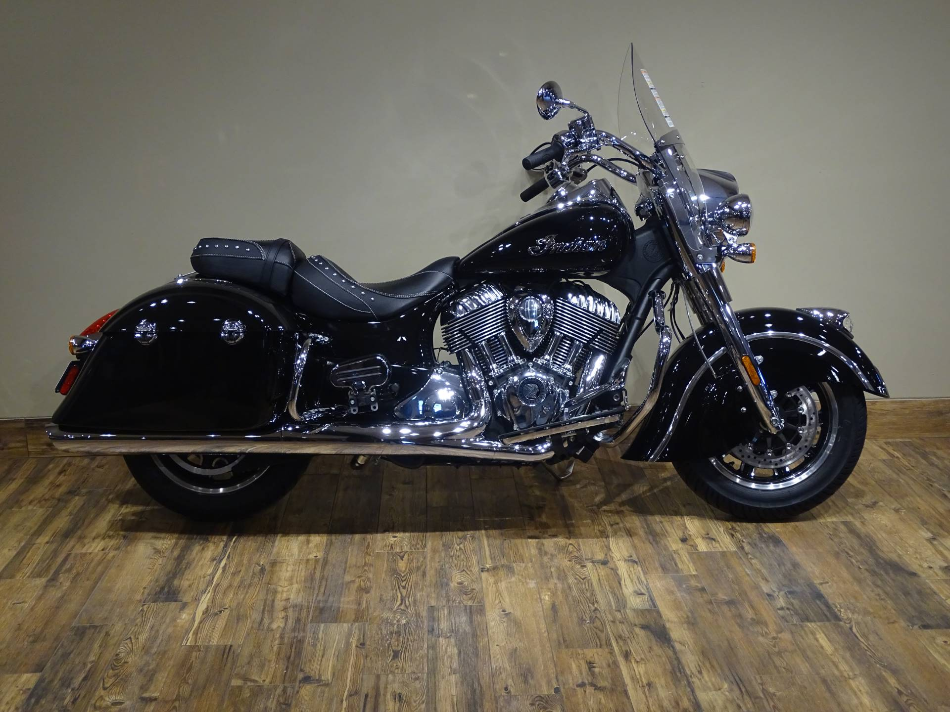 2019 Indian Springfield® ABS in Saint Michael, Minnesota - Photo 1