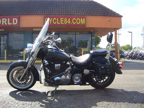 2001 Yamaha Road Star Silverado in Fort Lauderdale, Florida