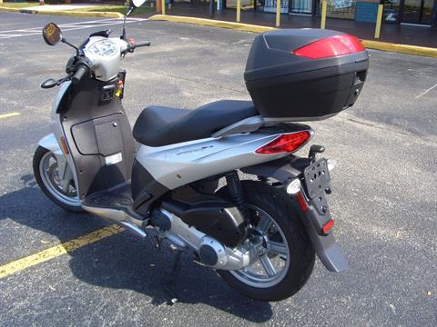 2009 Aprilia Sportcity Cube 250 in Fort Lauderdale, Florida - Photo 3