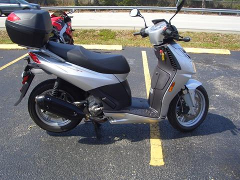2009 Aprilia Sportcity Cube 250 in Fort Lauderdale, Florida - Photo 6