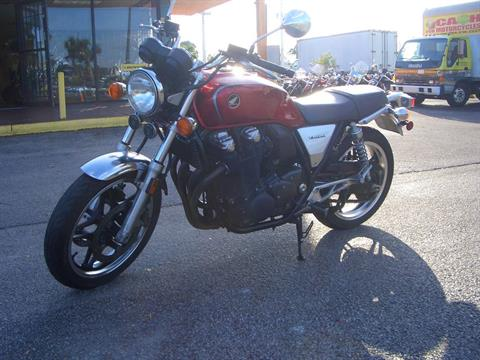 2013 Honda CB1100 in Fort Lauderdale, Florida