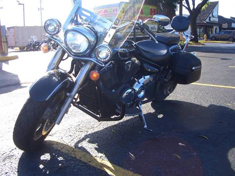 2014 Yamaha V Star 1300 Tourer in Fort Lauderdale, Florida - Photo 2
