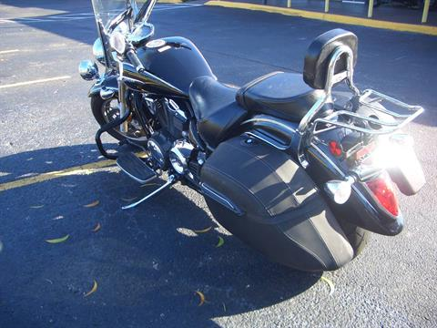 2014 Yamaha V Star 1300 Tourer in Fort Lauderdale, Florida - Photo 4