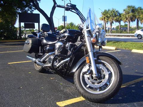 2014 Yamaha V Star 1300 Tourer in Fort Lauderdale, Florida - Photo 9
