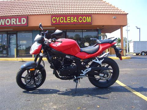 2013 Hyosung GT250 in Fort Lauderdale, Florida