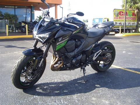 2016 Kawasaki Z800 ABS in Fort Lauderdale, Florida - Photo 2