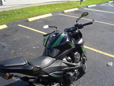 2016 Kawasaki Z800 ABS in Fort Lauderdale, Florida - Photo 4