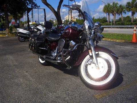 2009 Yamaha Road Star Silverado in Fort Lauderdale, Florida