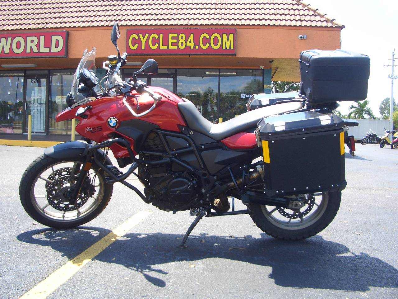 2014 BMW F 700 GS in Fort Lauderdale, Florida - Photo 1